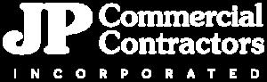 J.P. Commercial Contractors Logo